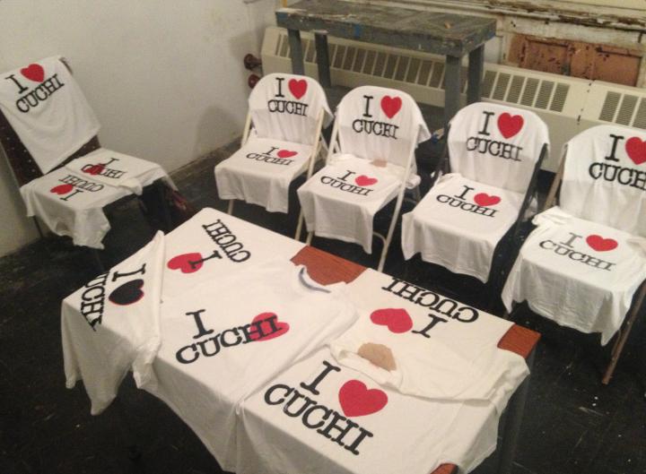 I love cuchi shirts