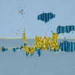 "Ryan Molenkamp ""108 Place"" $150 acrylic & gouache on panel11x14"
