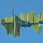 "Ryan Molenkamp ""112 Place"" $150 acrylic & gouache on panel11x14"