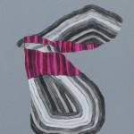 """Ryan Molenkamp """"Abnormal"""" $175 acrylic & gouache on panel10x14"""