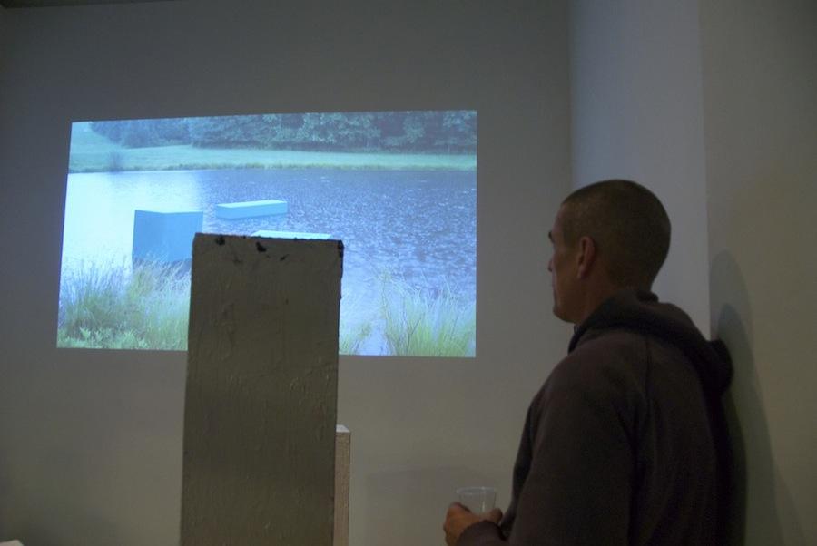 Opening 05. Wojciech Gilewicz, Cuboids. Cuchifritos Gallery, New York