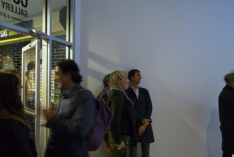 Opening 07. Wojciech Gilewicz, Cuboids. Cuchifritos Gallery, New York