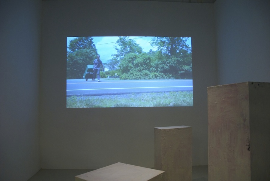 Opening 10. Wojciech Gilewicz, Cuboids. Cuchifritos Gallery, New York